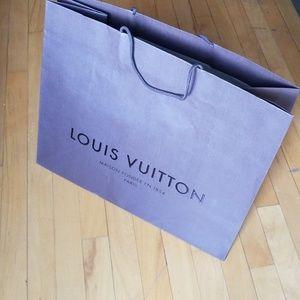 LV Large Shopping bag 19×16×9